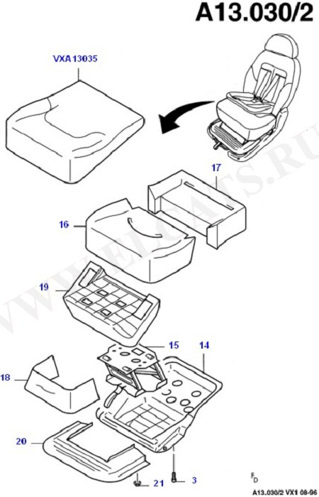 Child Seat (Seats And Covers)