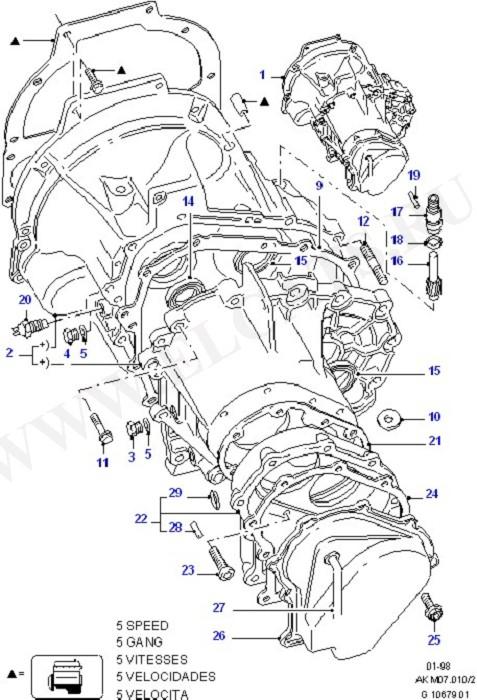 BC/MTX (Manual)