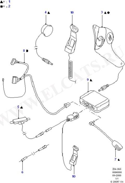 Cellular Phone Installation (Аксессуары)