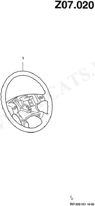 'rs' Steering Wheels (Аксессуары)