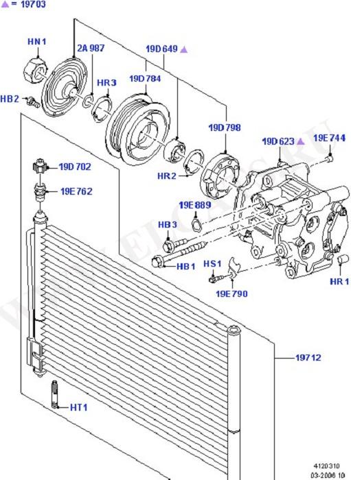 Air Conditioning Condensr/Compressr (A/C Accumulator, Condensr/Compressr)