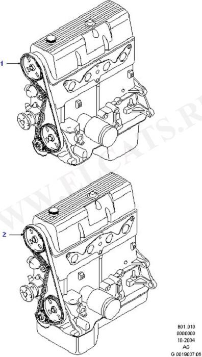 Engine/Block And Internals (OHC(TL/LL))