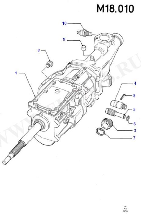4x4 - Type 9 (Manual)