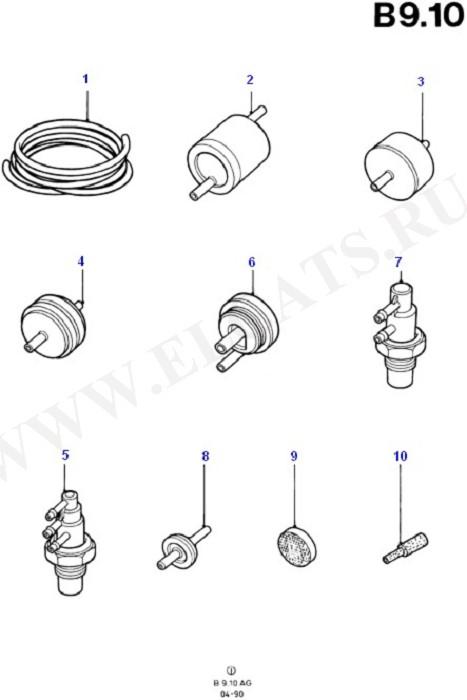 Emission Control And Kits (OHC(TL/LL))