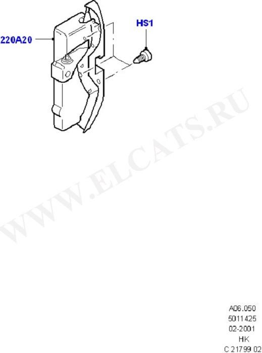 Central Locking System (Door Lock Mechanisms)
