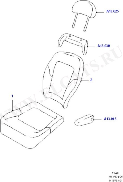 Covers - Child Seat (Seats And Covers)