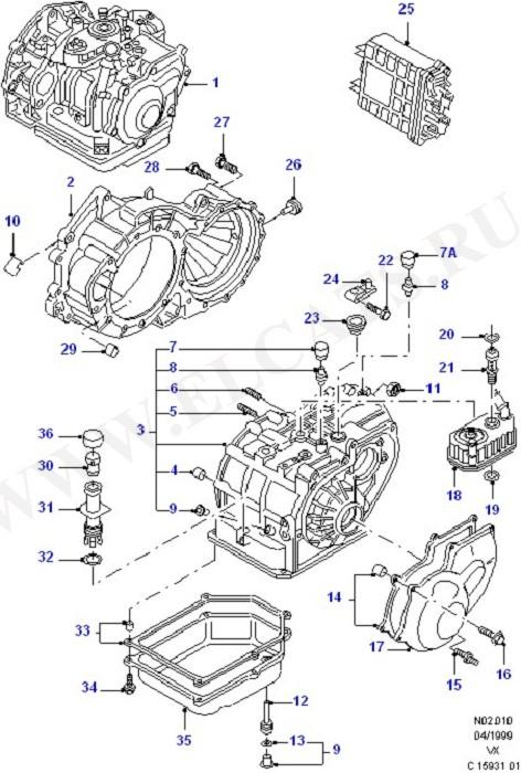 Automatic Transaxle (Automatic Transaxle)