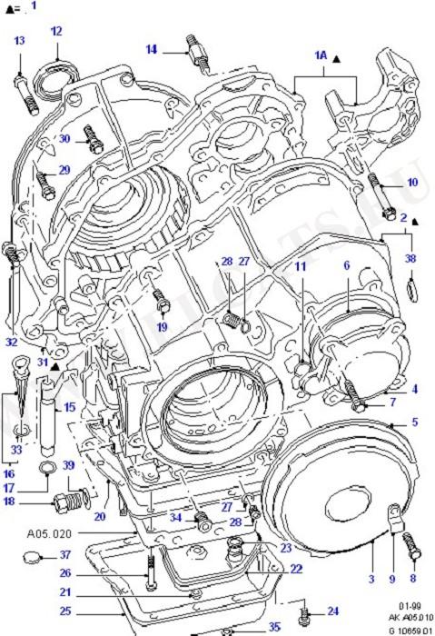 CTX Fiesta 0189-,Escort/Orion 0889- (Automatic)
