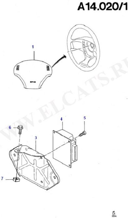 Airbag System (Ремни безопасности  и подушки безопасности)