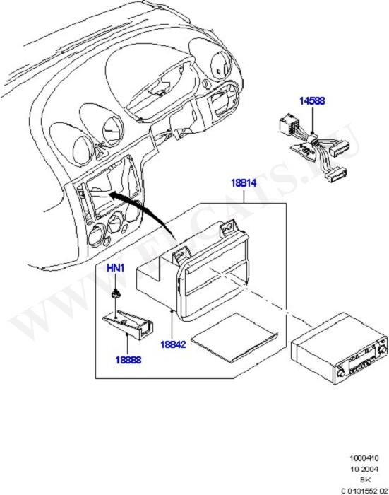 Audio Equipment - Accessory (Vehicle Customisation)