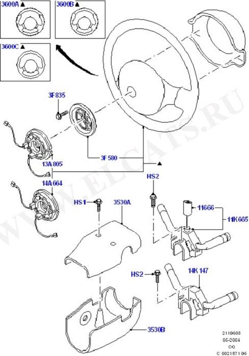 Steering Wheel (Рулевое колесо)