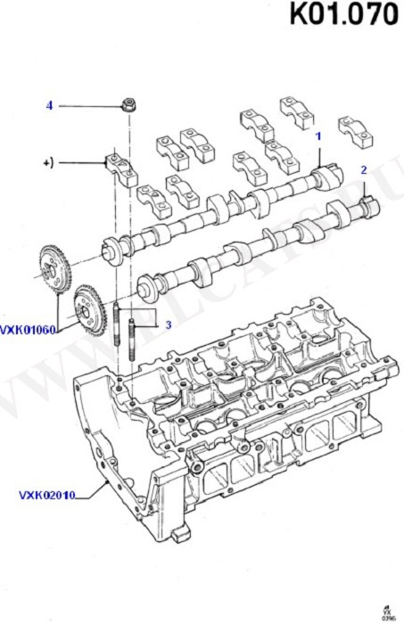 Camshaft (Engine/Block And Internals)