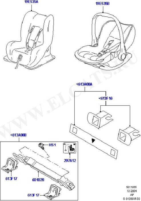 Child Seat (Seats And Related Parts)