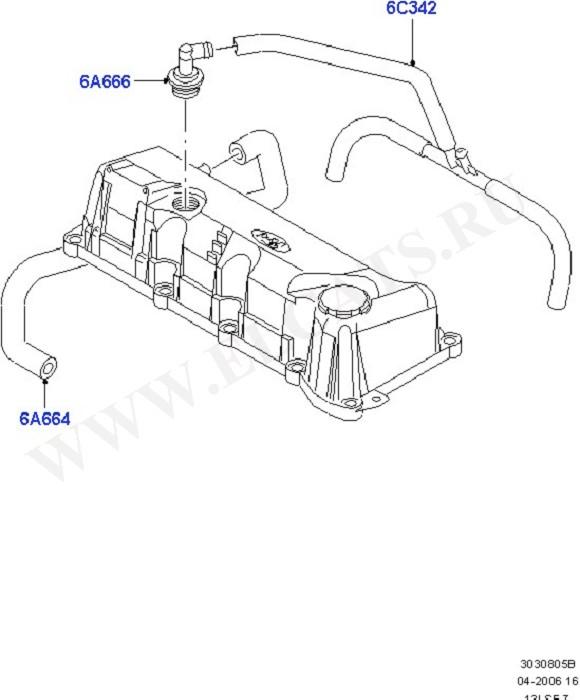 Engine Emissions (Силовой агрегат)