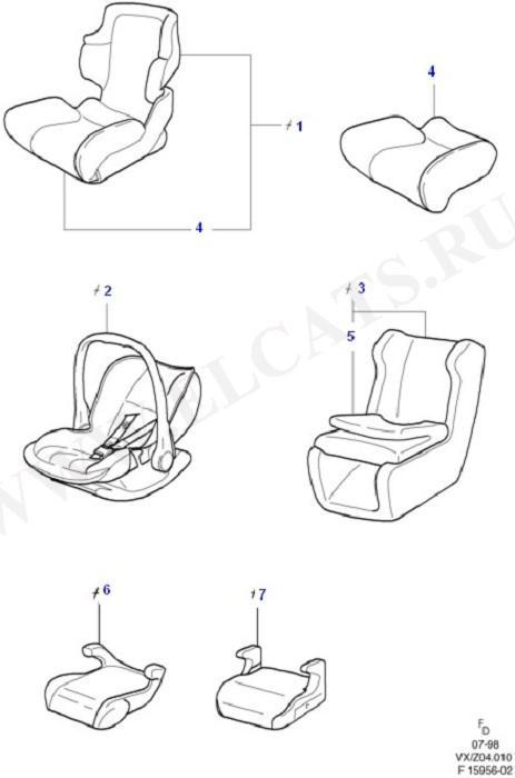 Child Seat (Аксессуары)