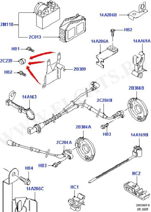 Anti-Lock Braking System (АБС)