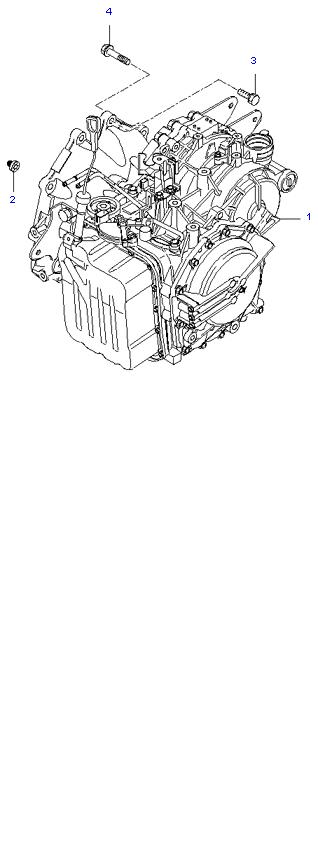 АКП ( 2.7L )