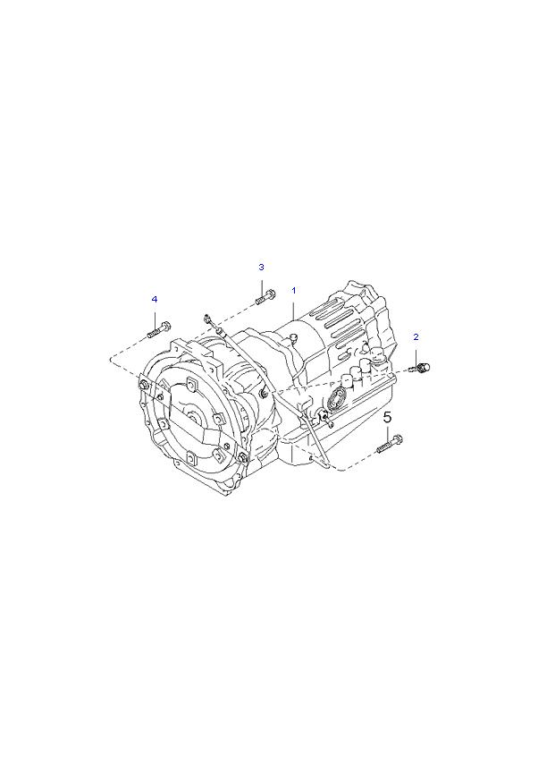 АКП ( D4CB 4AT 4WD )