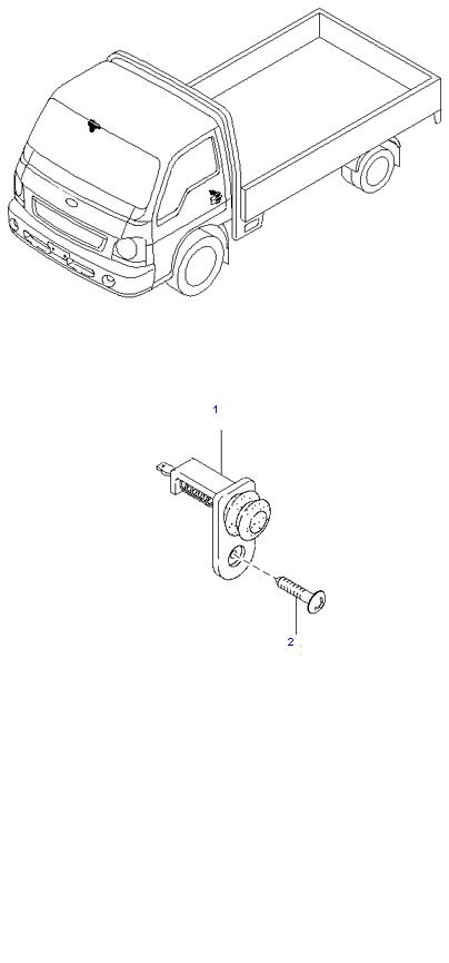 Дверной выключатель