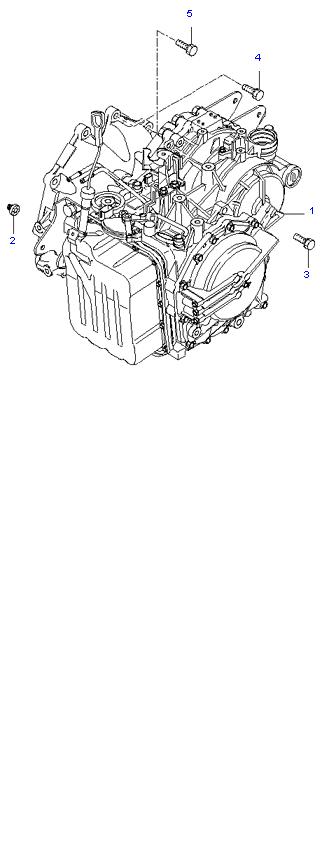 АКП ( 2.0L )
