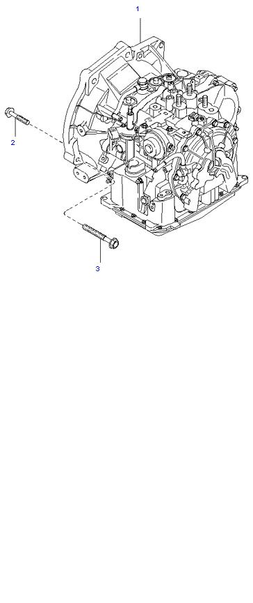 АКП ( 1.6L 4AT 2WD )