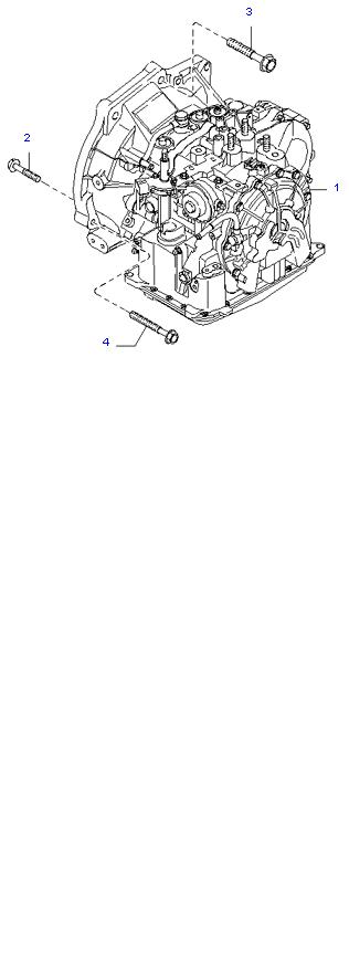 АКП ( 1.8L 4AT 2WD )