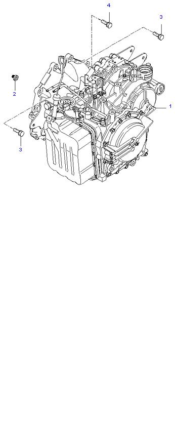 АКП ( 2.4L )