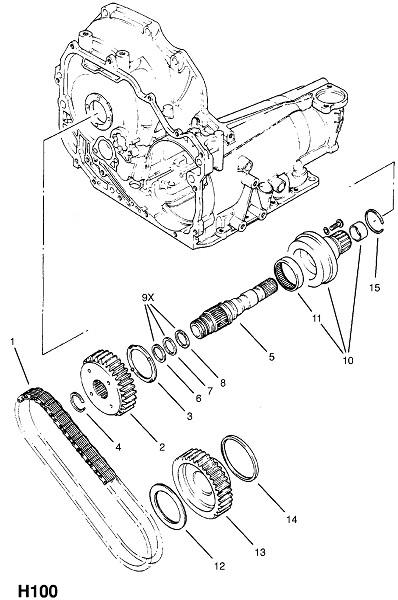 Автоматическая трансмиссия (Трансмиссия)