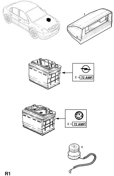 Наружное освещение (Специальные опции / Двойное топливо)