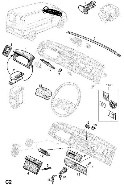 Подушка безопасности (Внутренние приспособления для кузова)