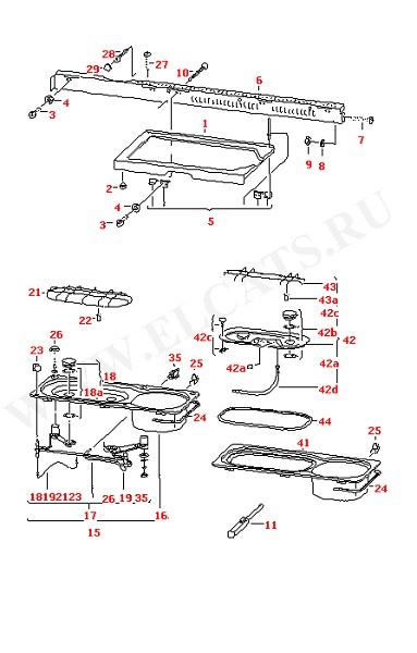 Газовая плита Втулка Сливной борт (Дополнительное оборудование)