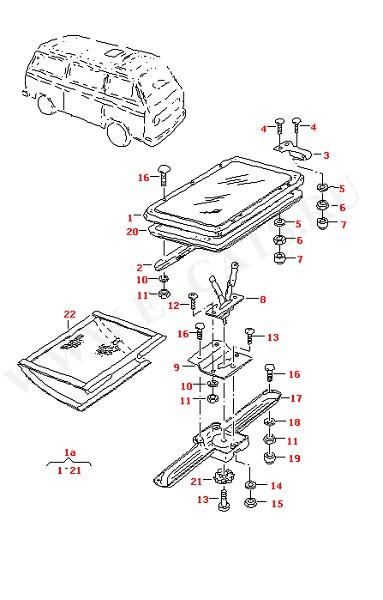 Вентилятор крыши (Дополнительное оборудование)
