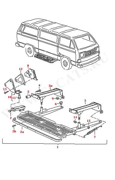 Автоматическая подножка (Кузов)