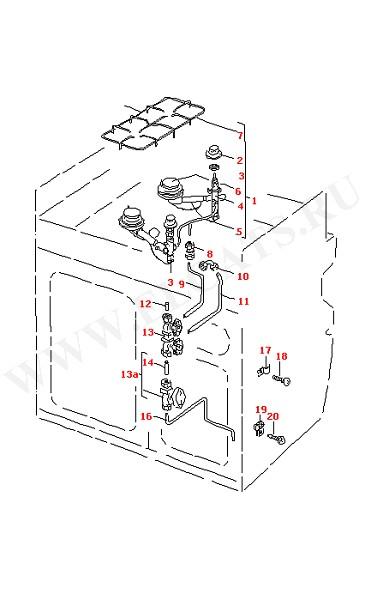 Газовая плита (Дополнительное оборудование)