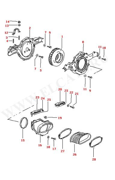 Вентилятор радиатора (Двигатель, Сцепление)